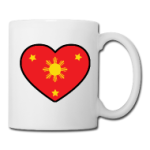 I Heart Filipinos mug Funny Damit tee t shirts | Oh Boy Love It