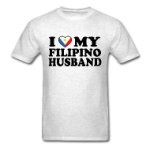 I My Filipino Husband Funny Damit tee t shirts | Oh Boy Love It