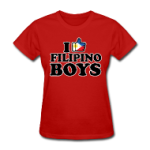 I like Filipino Boys Funny Damit tee t shirts | Oh Boy Love It