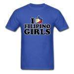I like Filipino Girls Funny Damit tee t shirts | Oh Boy Love It