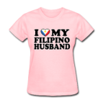 I love my filipino husband Funny Damit tee t shirts | Oh Boy Love It