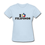 I like Filipinos Funny Damit tee t shirts | Oh Boy Love It