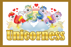 Unicorness Oh Boy Love It